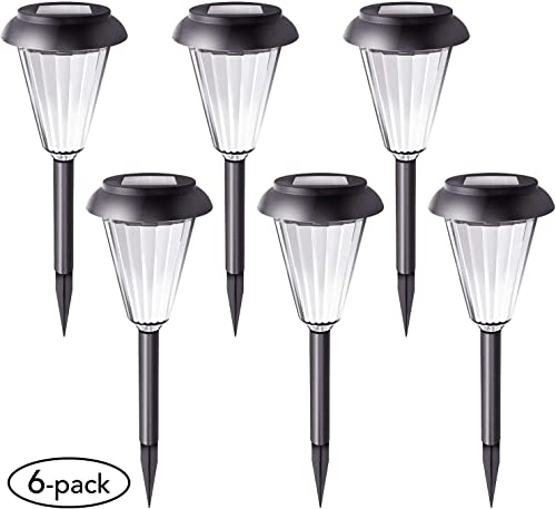 Simple Deluxe LGODLTLAND1A3200AX6-A GardenLight Landscape Light, 6 Pack-First Generation, Black