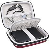 Lacdo Hard Drive Case for Seagate Portable Expansion Seagate One Touch Seagate Backup Plus Slim Seagate Game Drive Portable E