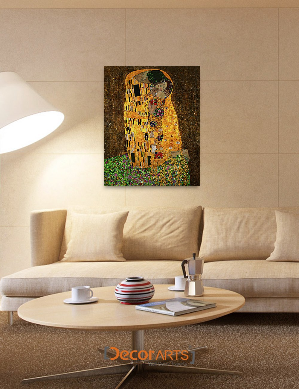 DecorArts printed stretched gallery wrapped Image 2