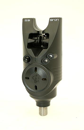Amazon.com: Nash sirena S5 Alarma – t2930 por Nash Tackle ...