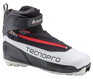 Tecnopro Synergy Pilot Ski Homme De FondAmazon Chaussure Cross 9WYDHEbe2I