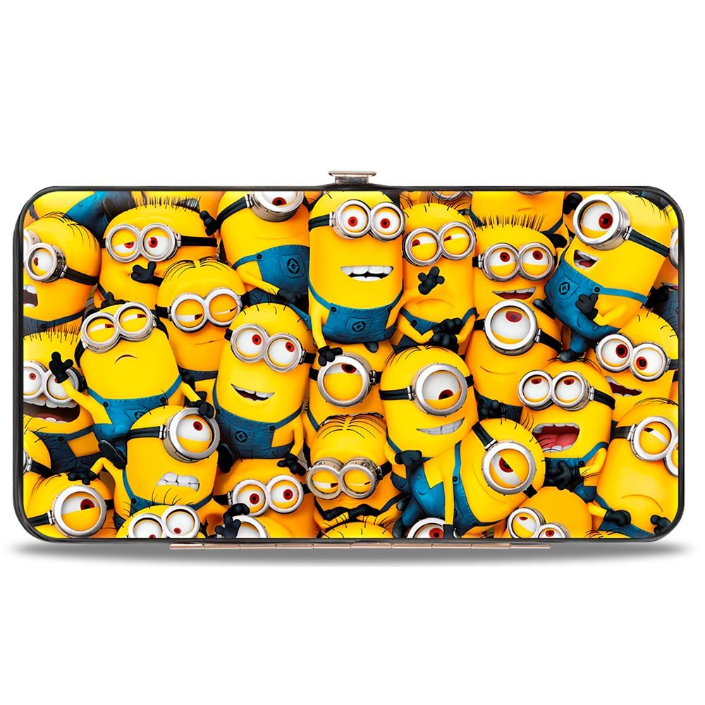 Buckle-Down Hinge Wallet - Minions HW-DSQ