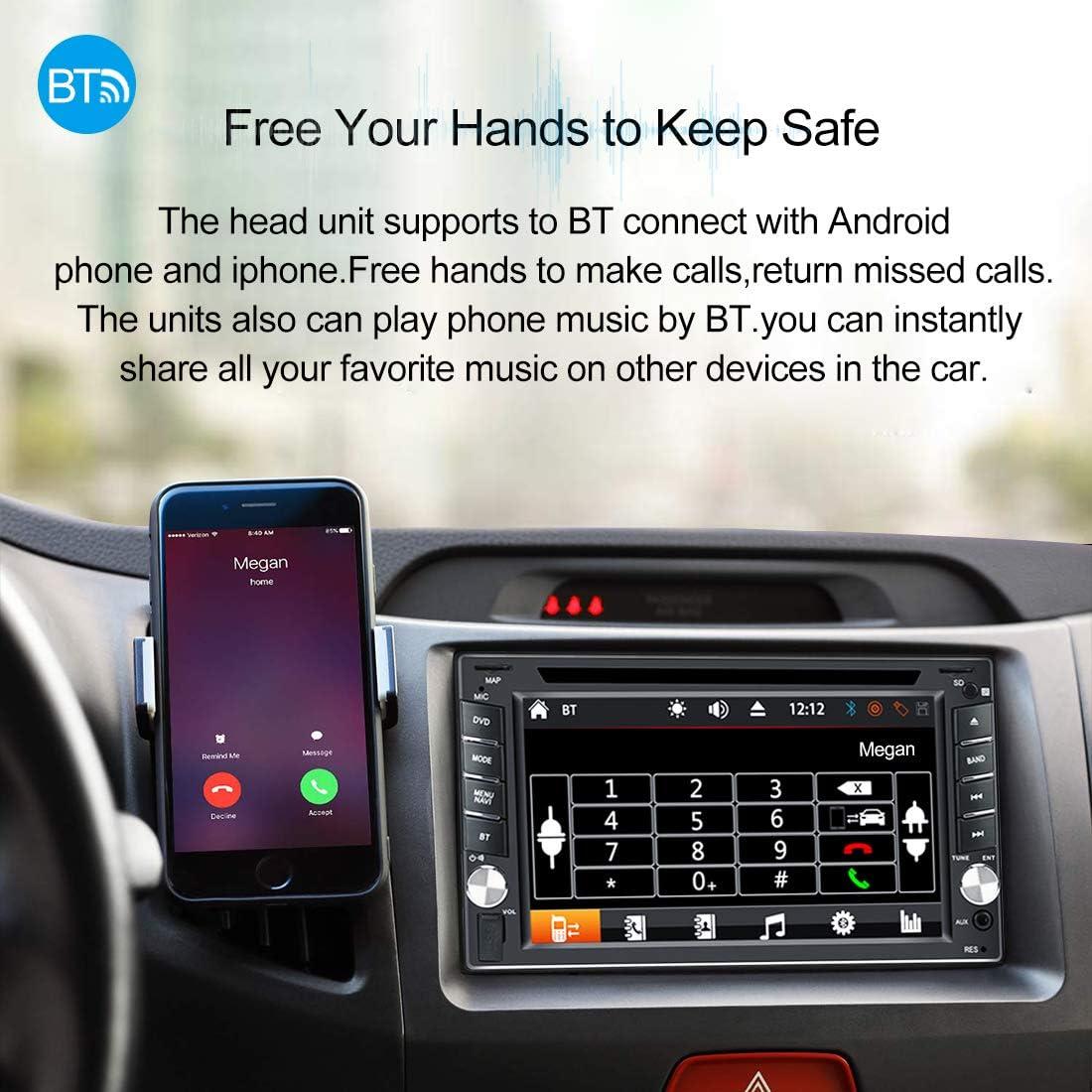 8GB Car GPS Navigation System