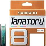シマノ(SHIMANO) PEライン タナトル 8本編み 300m マルチカラー PL-F78R