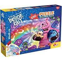 Lisciani Giochi 55579 – Puzzle DF Plus 250 Inside out Joy y Sadness