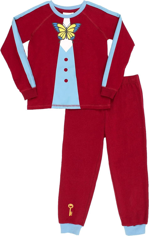 :PASSE-PARTOUT-PASSE-MONTAGNE Pierre Belvedere Toy Pyjama 1-2 ans