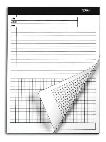 amazon com tops docket gold project planner 8 1 2 x 11 3 4 top
