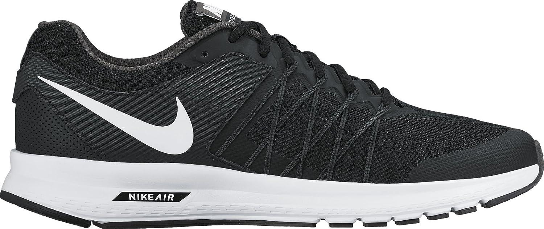 Nike Air Relentless 6, Chaussures de Running Entrainement Homme, Noir (Black/White/Anthracite), 42 EU