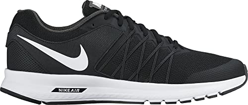 Nike Air Relentless 6, Zapatillas de Running para Hombre, Negro (Black/White