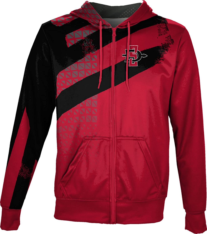 ProSphere Fresno State University Boys Hoodie Sweatshirt Distressed