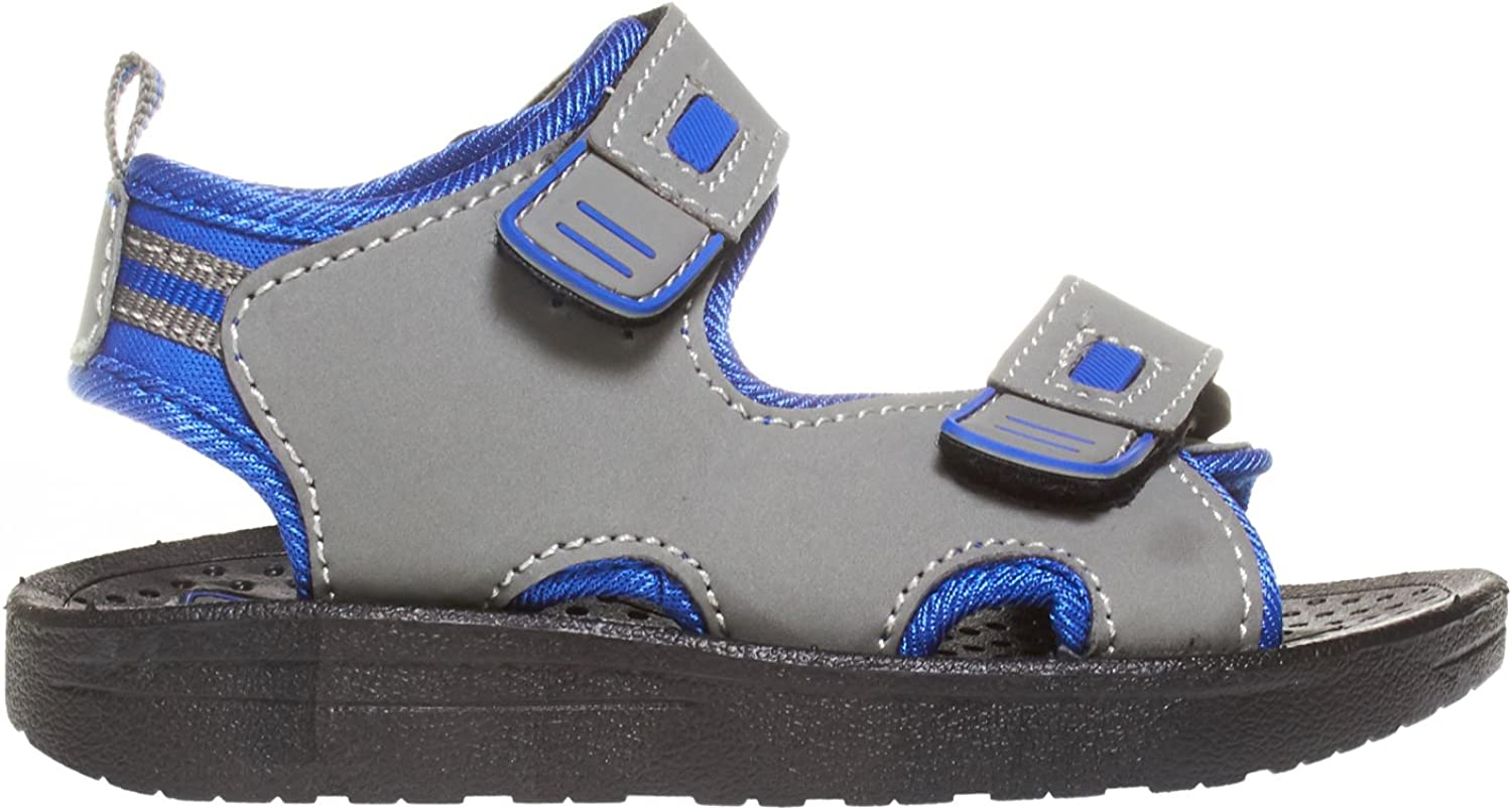 See More Colors and Sizes Skysole Boys Double Adjustable Strap Lightweight Sandals