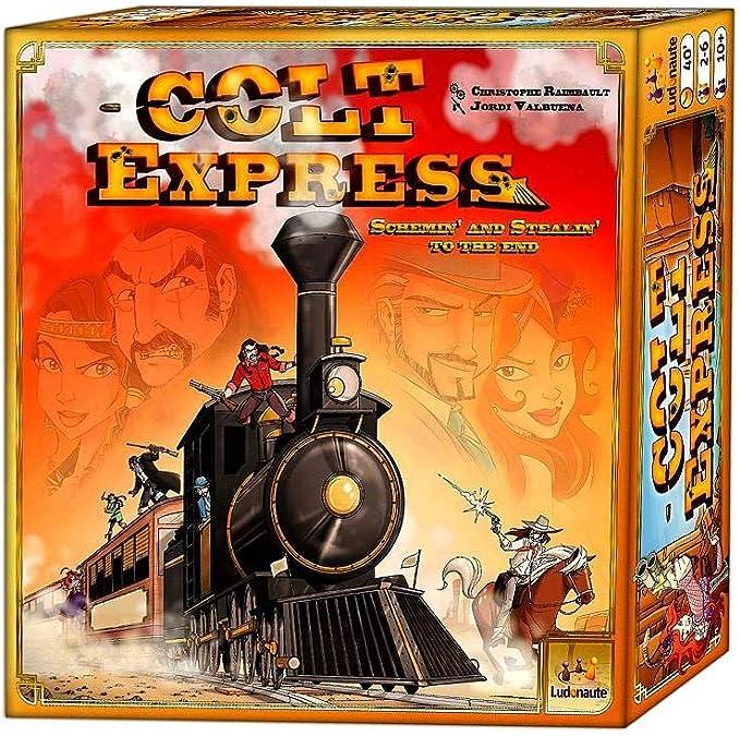 Colt Express: Amazon.es: Juguetes y juegos