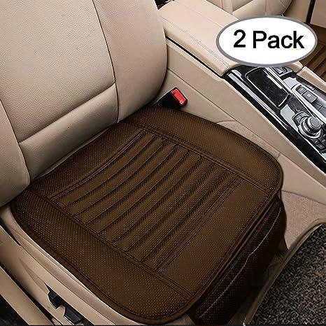 Amazon.com: Big Ant - Cojín para asiento de coche (2 ...