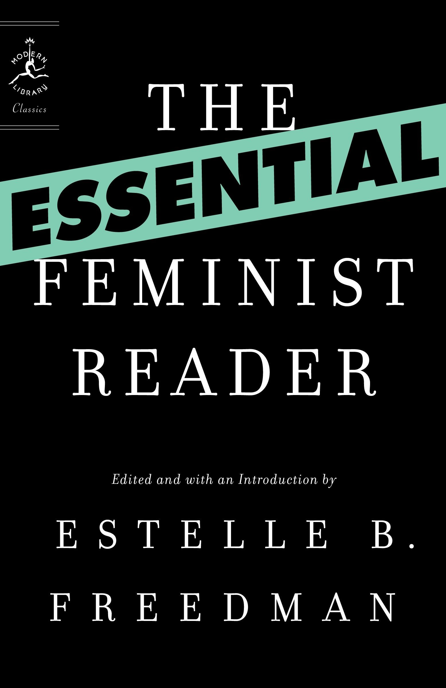 The Essential Feminist Reader (Modern Library Classics) PDF