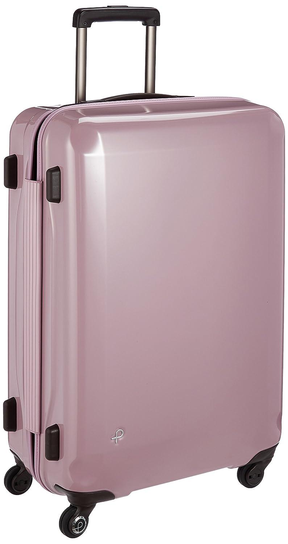[プロテカ] スーツケース 日本製 ラグーナライトFs サイレントキャスター保証付 67L 65cm 3.4kg 02743 B071FZY47Gマーメイドピンク