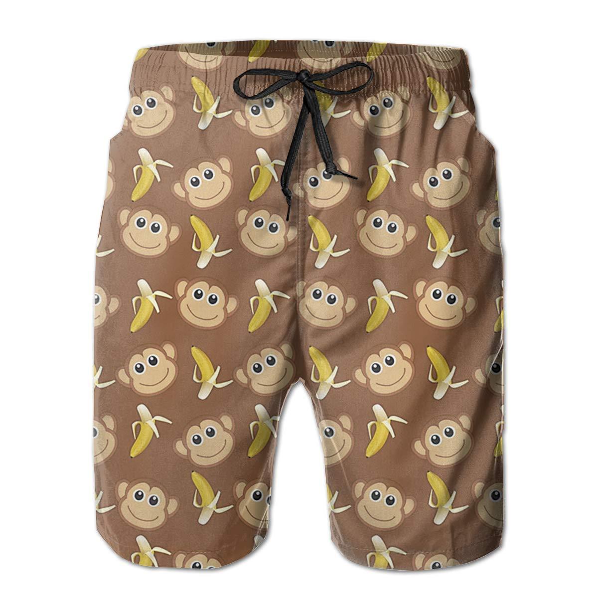 Life Pstore Mens Quick Dry 3D Printed Beach Trunks Board Shorts Casual Summer Swimwear Pants