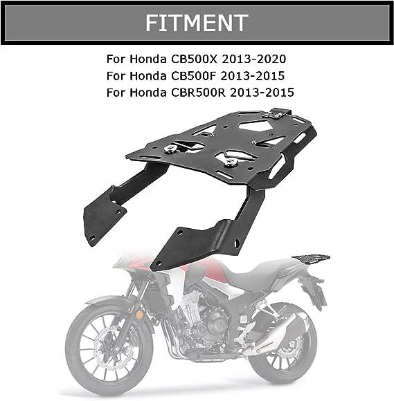 Gepäckträger Hinten Psler Motorrad Hinterer Gepäckbrücke Motorradzubehör Für Cb500x 2013 2020 Cb500f 2013 2015 Cbr500r 2013 2015 Auto