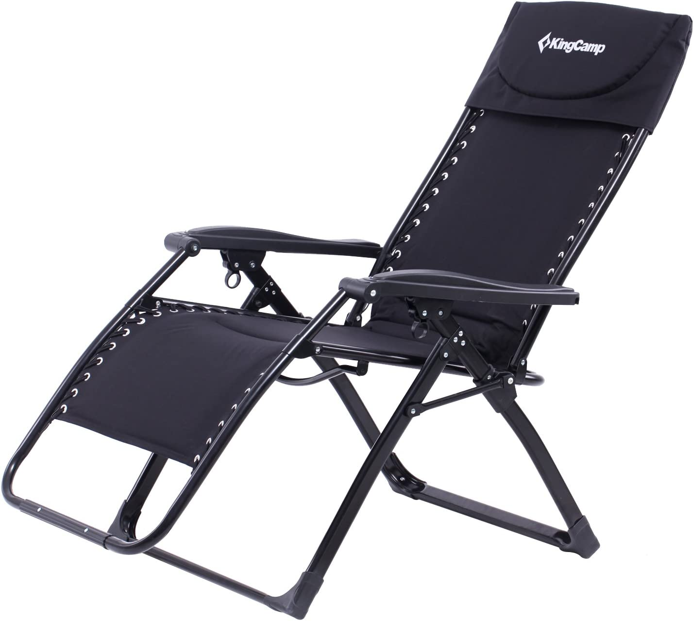 KingCamp Oversized Zero Gravity Chair Reviews