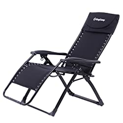 KingCamp Oversized Recliner - Padded