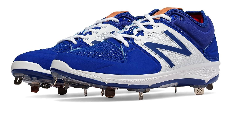(ニューバランス) New Balance 靴シューズ メンズ野球 Low-Cut 3000v3 Metal Cleat Royal Blue with White ロイヤル ブルー ホワイト US 11 (29cm) B01J5BNM0E