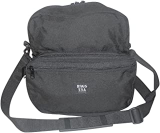 product image for BAGS USA Shoulder Tote or Messenger Bag with Multiple Pockets,Perfect to Carry Bbook,Cell Phone,Keys and Wallet.