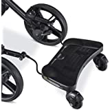 Britax Stroller Ride On Board | 3-Wheel Design for Balance + Quick Release for Easy Install and Removal + Adjustable for Heig
