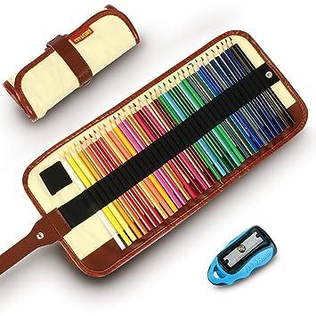 Crayons De Couleur Coloriage 36 Pcs Crayon En Bois Dartiste Dessin