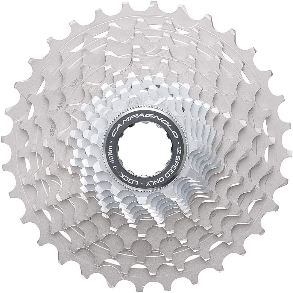 Campagnolo Super Record 12 Bicycle Cassette 12 Speed 11-34T CS20-SR1214