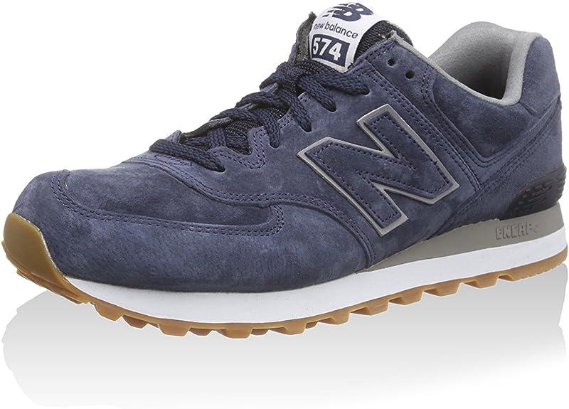 New Balance ML 574 FSN Schuhe navy-grey