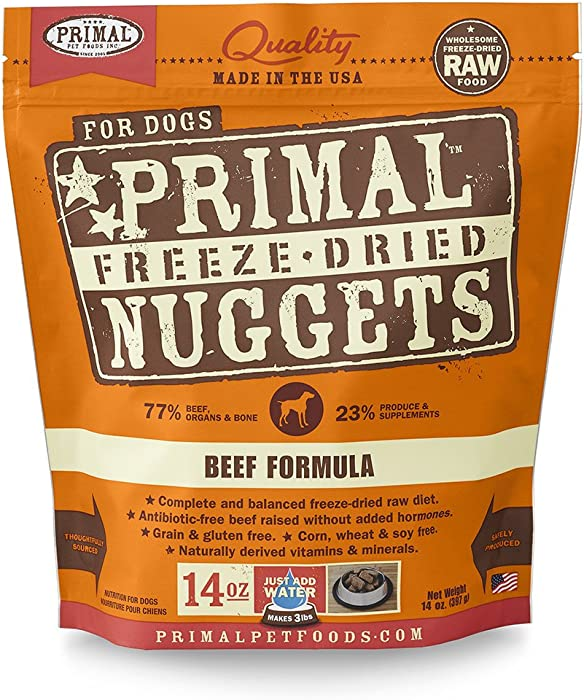 Top 9 Primal Raw Dog Food
