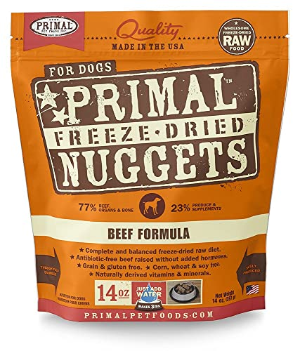 Primal Freeze-Dried Formula Review