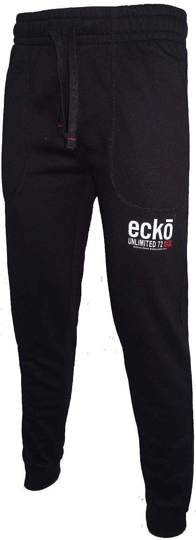Ecko Unltd Tracksuit Hooded Top /& Bottom Full Set Big Sizes 4XL 5XL 6XL