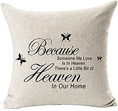 KACOPOL Motivational Sign Inspirational Quote Throw Pillow Covers Cotton Linen Home Decor Throw Pillow Case Cushion Cover with Words Square 18