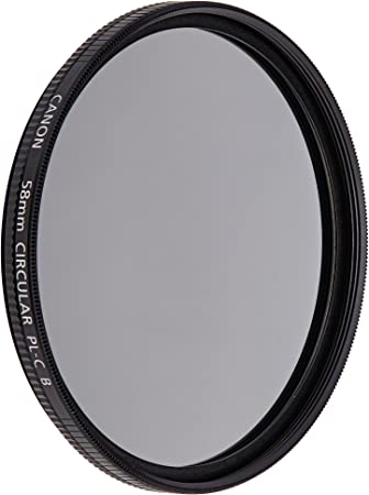 Circular Polarizer for Sony Cybershot DSC-F828 C-PL Multicoated 58mm Multithreaded Glass Filter
