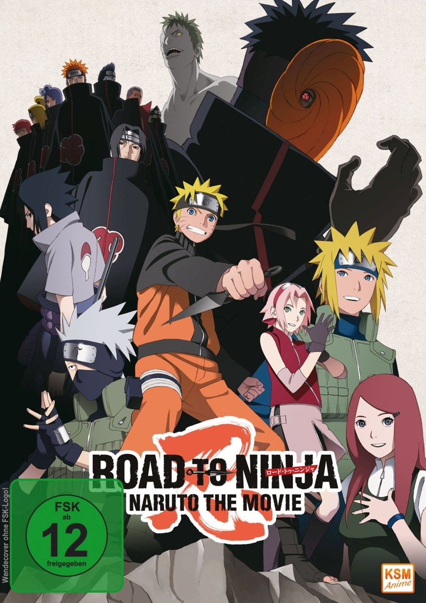 Road to Ninja: Naruto the Movie [DVD]: Amazon.es: Yasuharu ...