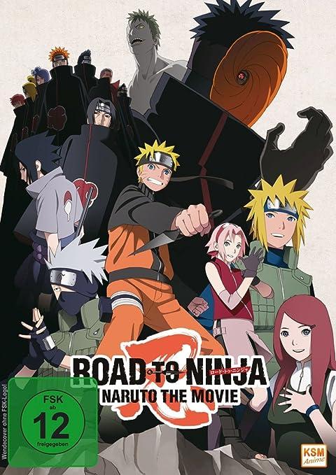Amazon.com: Road to Ninja - Naruto - The Movie (2012) [DVD ...