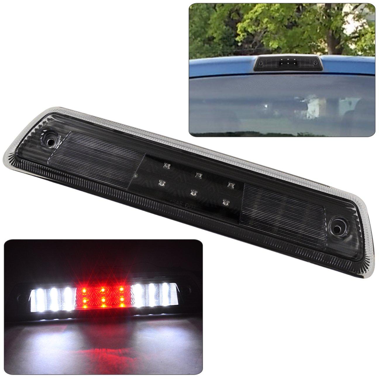 09 10 11 12 13 14  Ford F-150 F150 Smoke Lens LED BAR Third Brake Light SMOKED