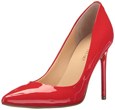 Ivanka Trump Women's Kayden Pump, Red Patent, 6.5 Medium US