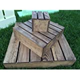 Wooden Stand for cupcakes, Wood Cupcake Stand 3 Tier, Wood Cupcake Tower, Wedding