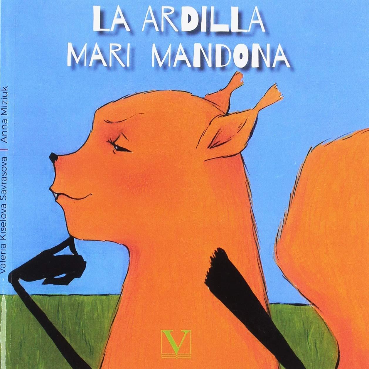 KiselovaAnna Ardilla MandonaAmazon esValeria Mizziuk La Mari sxBhortQdC