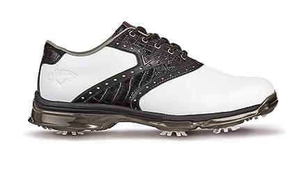 494f6dda9ac7 Amazon.com: Callaway 2018 X Nitro PT Waterproof Mens Spikes Golf ...