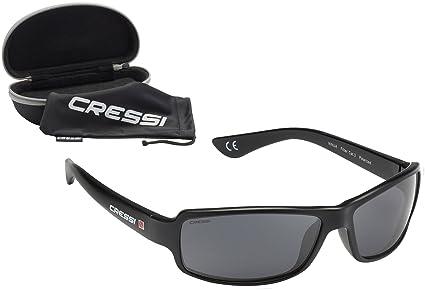 Cressi Ninja - Gafas de Sol Premium - Unisex Adulto Polarizadas Protección 100% UV,