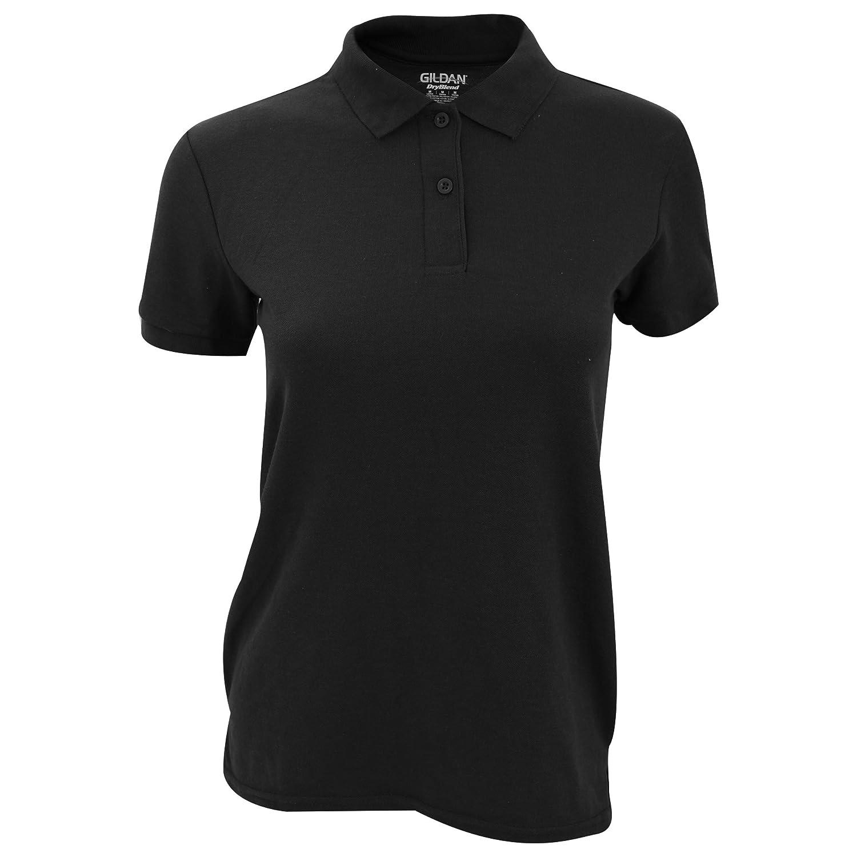 Gildan DryBlend Ladies Sport Double Pique Polo Shirt at Amazon Women s  Clothing store  060572391b
