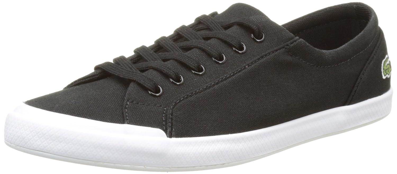 Lacoste Lancelle Bl 2 SPW Blk, Zapatillas para Mujer 35.5 EU Negro (Blk)