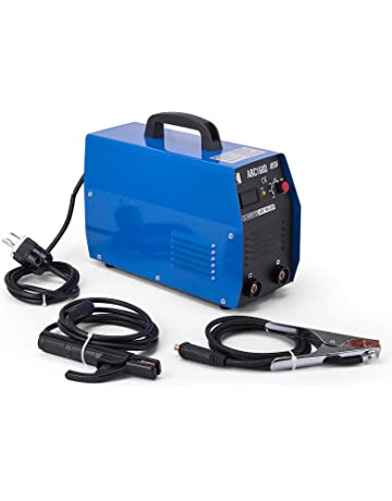Mophorn 160A ARC Welder Dual 110V/220V MMA ARC Welding Machine ARC-160 Anti