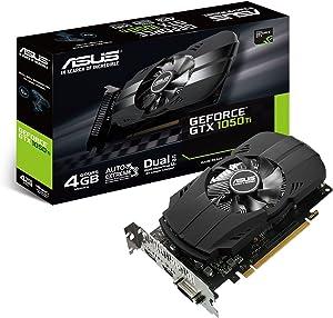 ASUS PH-GTX1050TI-4G GeForce GTX 1050 Ti 4GB GDDR5 Graphics Card
