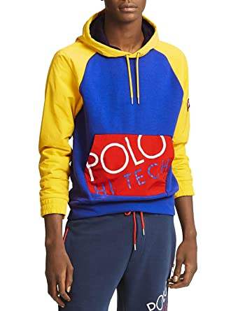 Lauren Sweat Polo Ralph Hybrid Tech L Multicolore Hi TFKlJc3u1