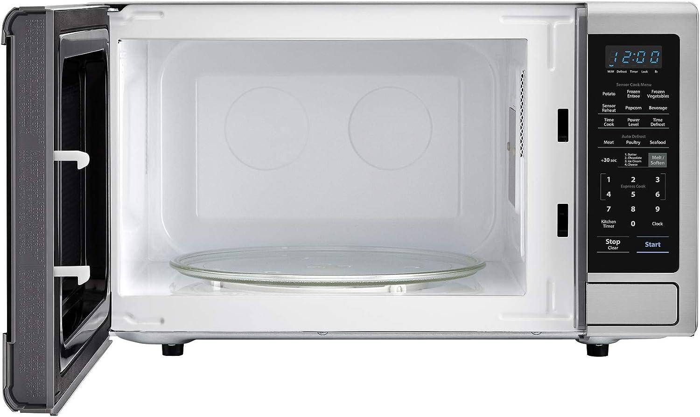 sharp-Electronics-Corporation-ZSMC2242DS-Stainless-Steel-Sharp-Countertop-1200-Watt-Microwave-Oven