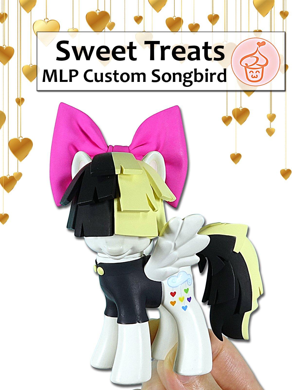 Sweet Treats: MLP Custom Songbird on Amazon Prime Video UK