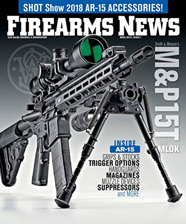 Firearms News Amazoncom Magazines - Free template for invoices cheapest online gun store